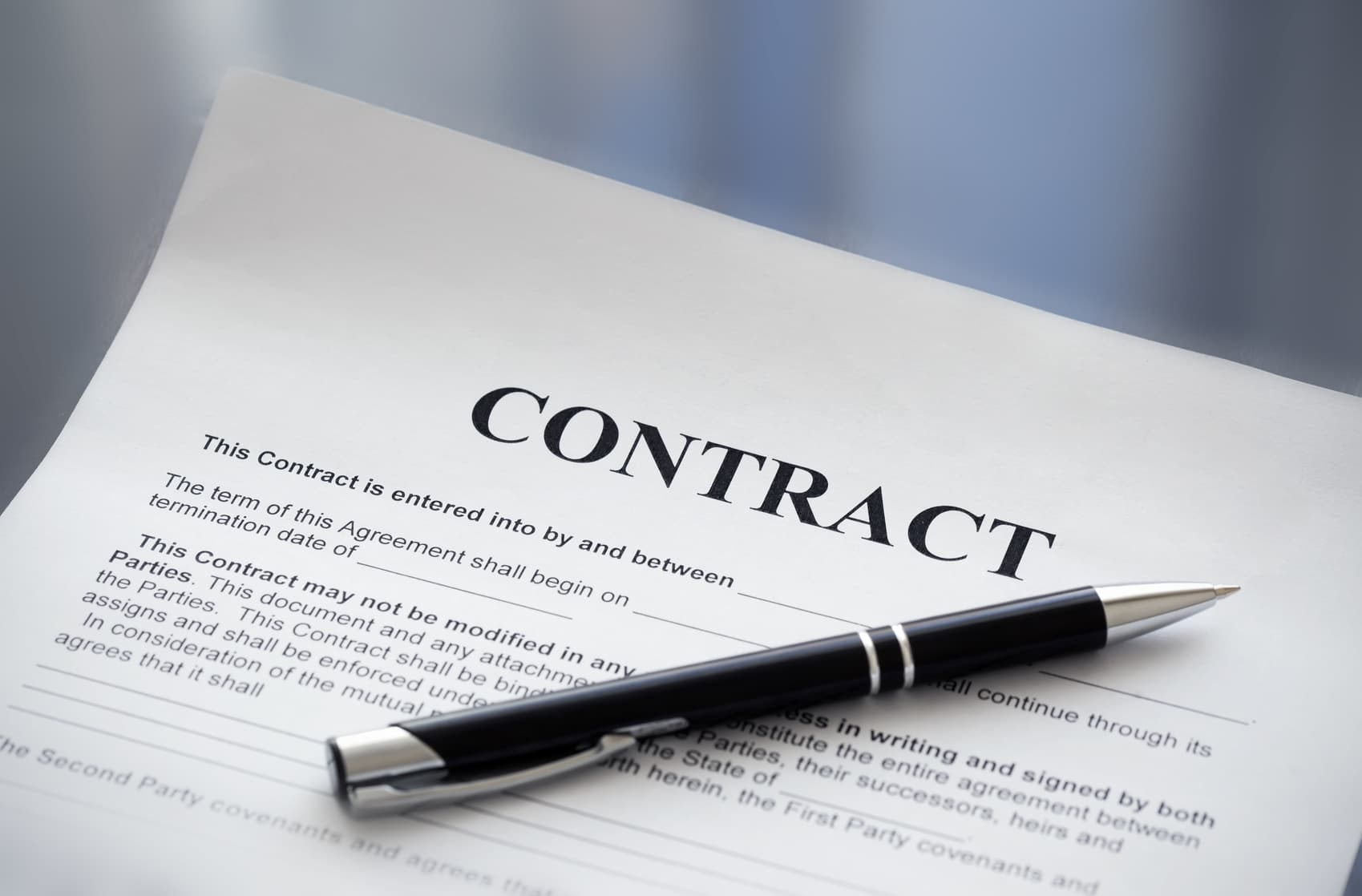 employment contract in malta