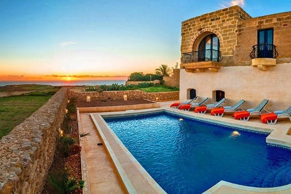 Top 10 Gozo Farmhouses and House Rentals