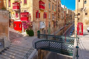 Living in Valletta