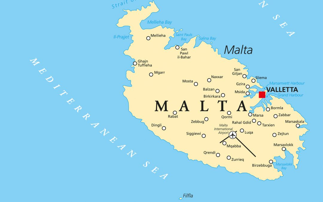 TopMaltaPropertyLocations To Live In