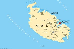 Malta property locations