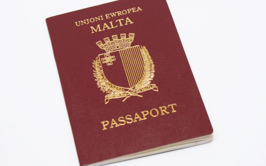 How To Get A Passport in Malta