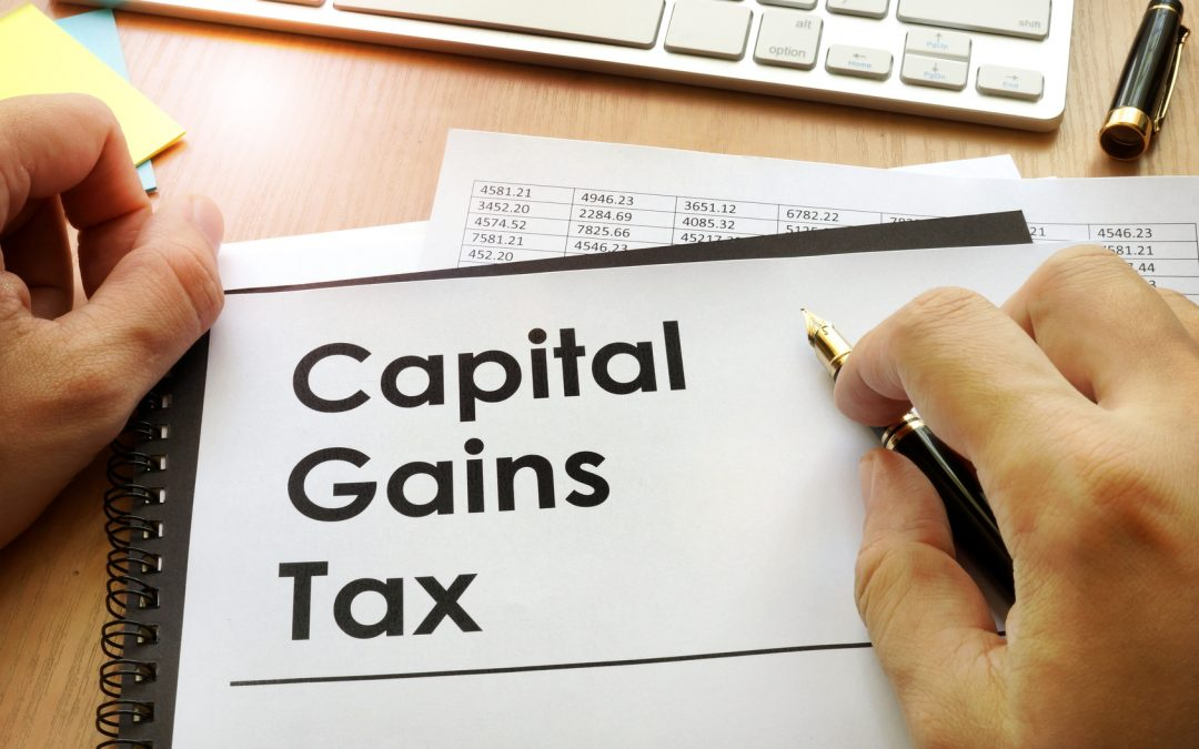 Capital gains tax rate for cryptocurrency