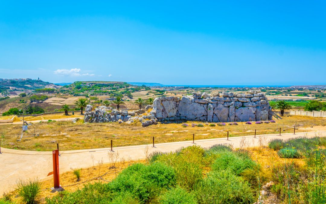 The 7 Megalithic Temples in the Maltese Islands
