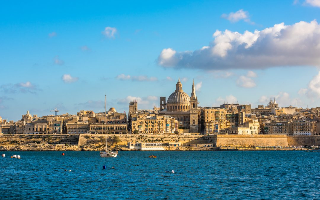 Valletta 2018 – Scheduled Activities in Malta