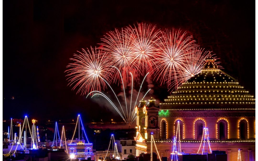 Feasts & Events Celebrated in Malta this week!
