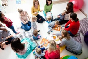 Mummy and Baby Classes