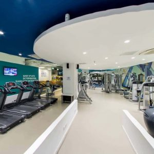 Sky Spirit Fitness Lounge