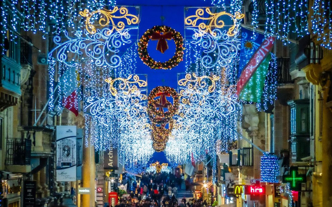 4 Things To Do During Christmas And New Year In Malta