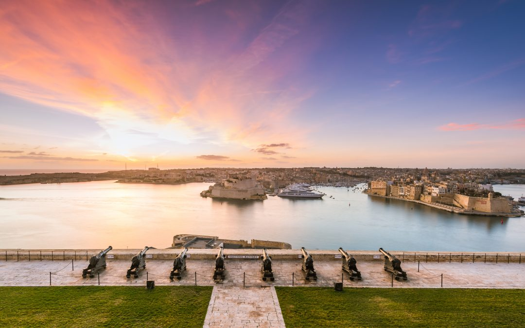 5 Things To Do During Your First Week in Malta