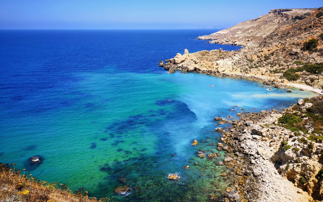 5 Of The Best Beaches in Malta