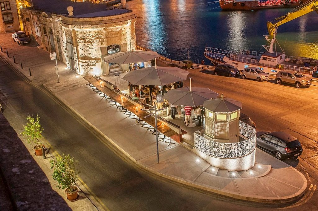 Harbour club valletta